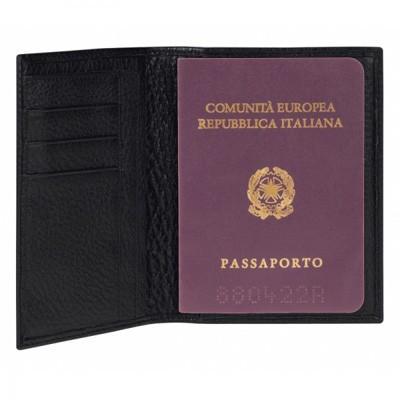 Обложка для паспорта PIQUADRO PP1660MO_N