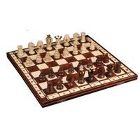 Шахматы Royal-48 коричневые 2027