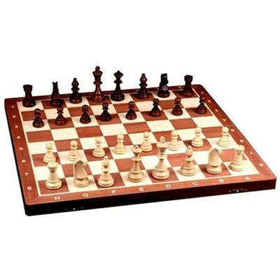 Шахматы Wiegel турнирные N5 Intarsia 2055