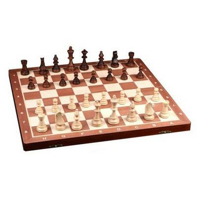 Шахматы Wiegel турнирные N6 Intarsia 2056