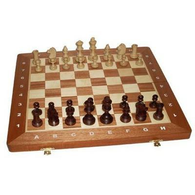 Шахматы Wiegel турнирные N4 Intarsia 2054