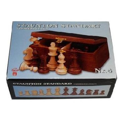 Фигуры шахматные Staunton N4