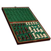 Фигуры шахматные  Staunton Lux №5 2043