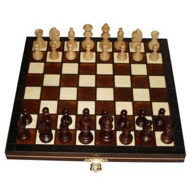 Шахматы Wiegel магнитные малые 2029