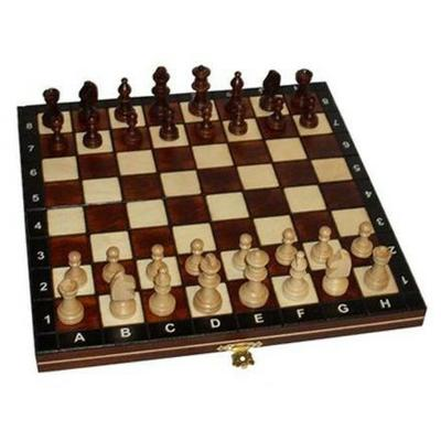 Шахматы Wiegel магнитные большие 2033