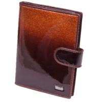 Обложка для документов Wanlima 2580053 коричневый лак