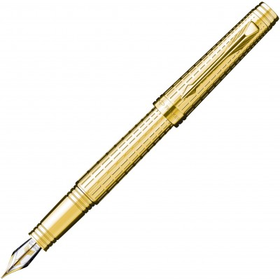 Перьевая ручка Parker Deluxe GT 89512