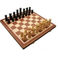 Шахматы Large Castle Intarsia 310605