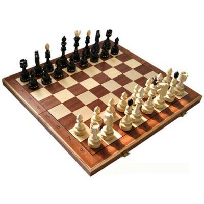 Шахматы Madon Indian Intarsia 311905