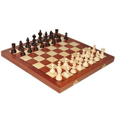 Шахматы Madon Olimpic Small Intarsia 312206