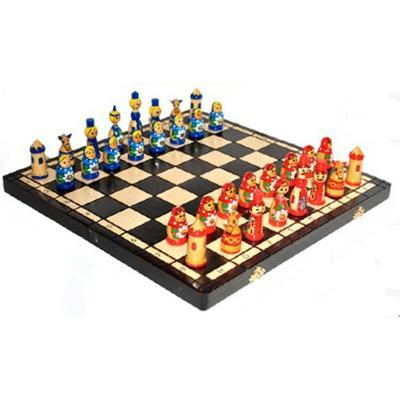 Шахматы Madon Matreshki 3137
