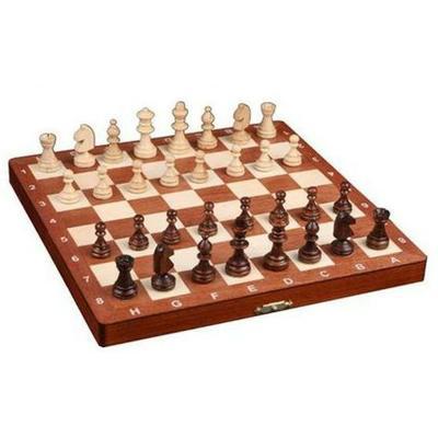 Шахматы Madon магнитные Intarsie 2038