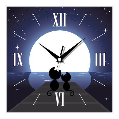 Часы настенные UTA F-004