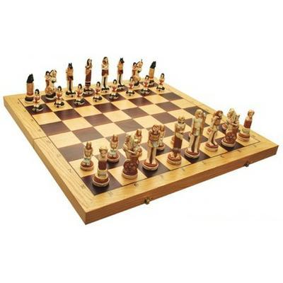 Шахматы Madon Egipt Intarsia 3157