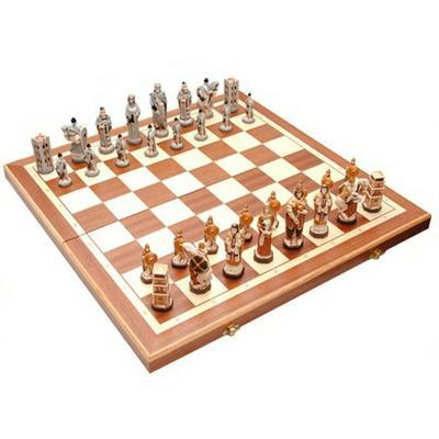Шахматы Madon England Intarsia 3158