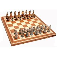 Шахматы FANTAZY Intarsia 3159