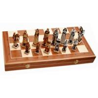 Шахматы GRUNWALD Intarsia 3160