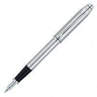 Перьевая ручка Cross TOWNSEND Chrome Cr53600s