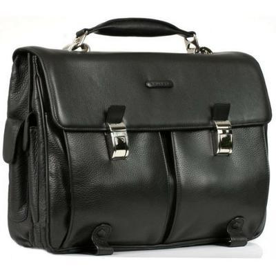 Мужской кожаный портфель Piquadro CA1068MO_N