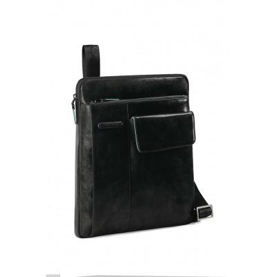 Мужская сумка кожаная вертикальная на ремне Piquadro CA1815B2_N