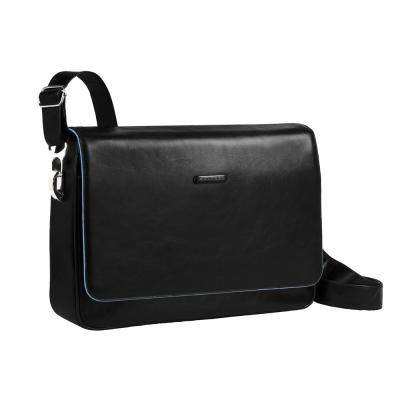Кожаная мужская сумка на ремне Piquadro CA1805B2_N