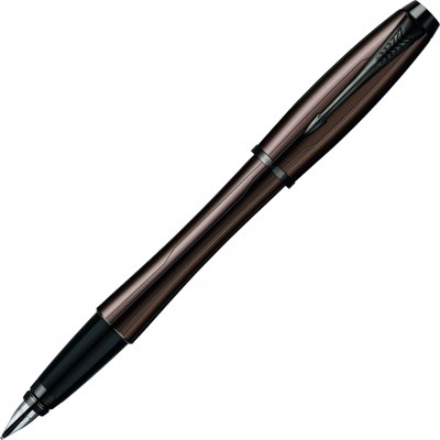 Перьевая ручка Parker Premium Metallic Brown FP 21212K