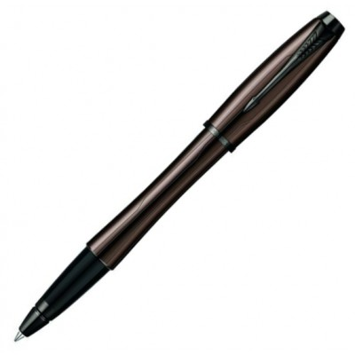 Ручка-роллер Parker Premium Metallic Brown RB 21222K