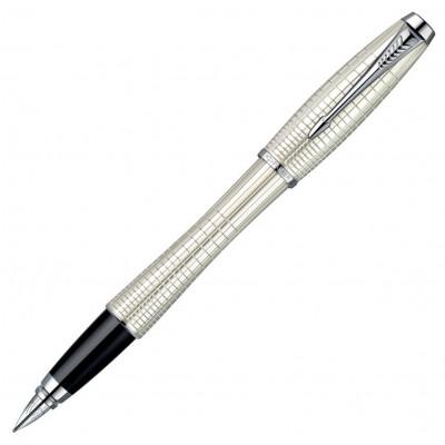 Перьевая ручка Parker Pearl Metal Chiselled FP 21212Б