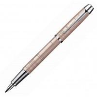 Перьевая ручка PARKER IM Premium Metallic Pink FP 20412P