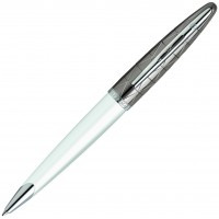 Шариковая ручка  WATERMAN CARENE Contemporary White ST