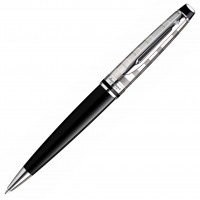Шариковая ручка WATERMAN Deluxe Black Lacquer 20038