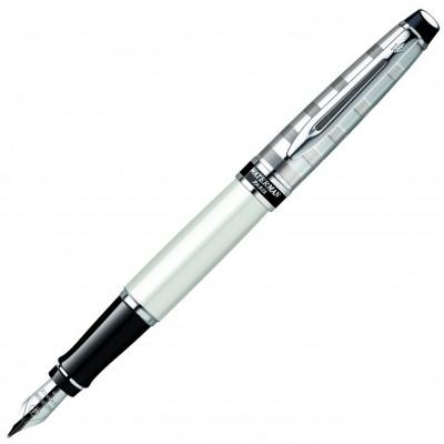 Перьевая ручка WATERMAN EXPERT Deluxe White CT