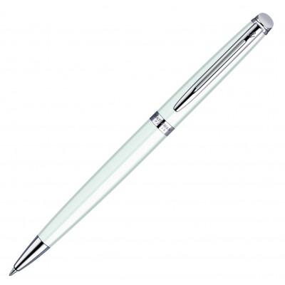 Шариковая ручка WATERMAN HEMISPHERE Deluxe White CT 22063