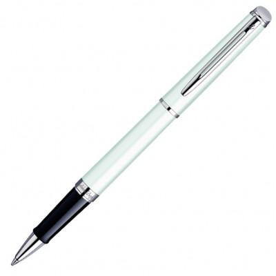 Ручка-роллер WATERMAN HEMISPHERE Deluxe White CT 22062
