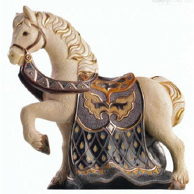Керамическая фигурка De Rosa Rinconada Конь Имперский