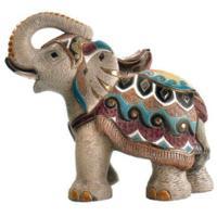 Керамическая фигурка DE ROSA RINCONADA Cлон Индийский