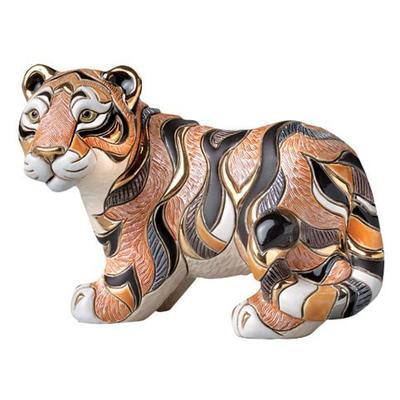 Керамическая фигурка De Rosa Rinconada Тигр