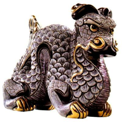 Керамическая фигурка De Rosa Rinconada Дракон Китайский