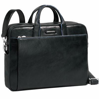 Мужской кожаный портфель с отделением для ноутбука Piquadro CA1903B2_N