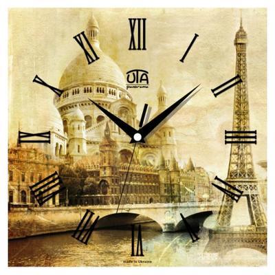 Часы настенные UTA T-008