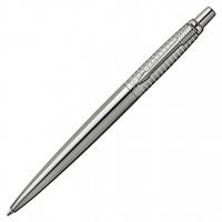 Шариковая ручка PARKER JOTTER Premium Shiny SS Chiselled 15332S