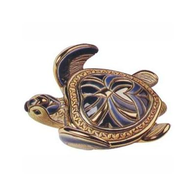 Керамическая фигурка Плывущая Черепаха De Rosa Rinconada