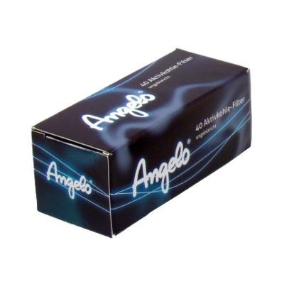 Фильтры трубочные 9мм Angelo 40 шт. 864003