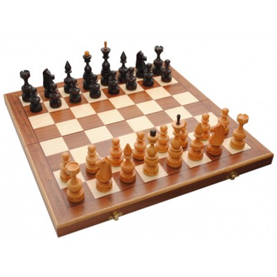 Шахматы Madon Debiut Intarsia 3145