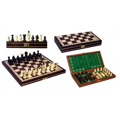 Шахматы Gniadek Королевские 1019