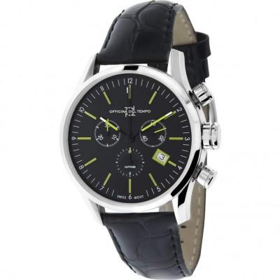 Часы Officina Del Tempo OT1038-1100NGN
