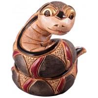 Керамическая фигурка De Rosa Rinconada Dr356f-95 Змея