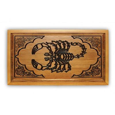 Нарды Знак зодиака Скорпион