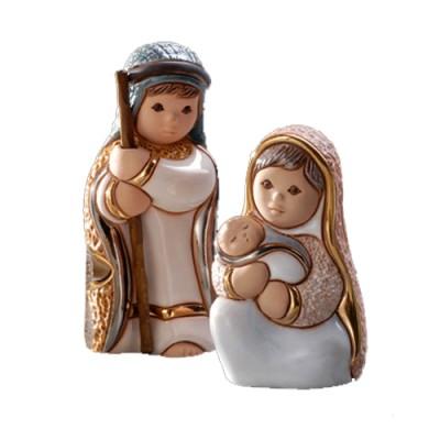 Керамические фигурки De Rosa Rinconada Иосиф и Мария