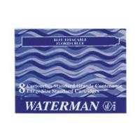 Картириджи Waterman 8 штук
